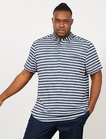 9c6543dabb6b Camicie casual taglie forti a prezzi scontati da uomo - moda Taglie ...