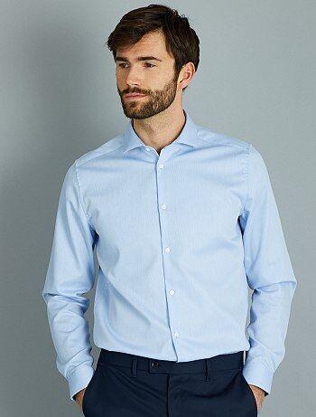 Camicia regular cotone Oxford - Kiabi