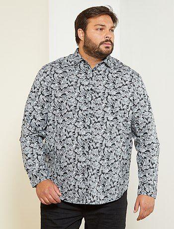 Camicia regular stampa floreale - Kiabi
