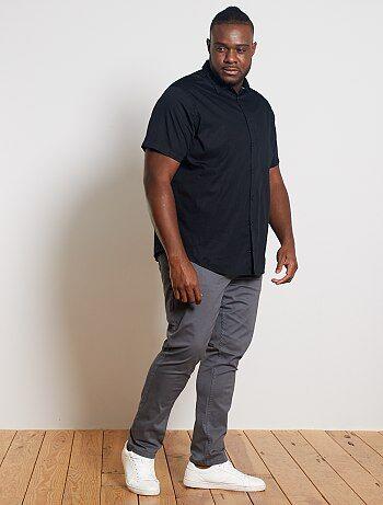 Abiti Eleganti Uomo Scontati.Camicie Eleganti Taglie Forti A Prezzi Scontati Da Uomo Moda