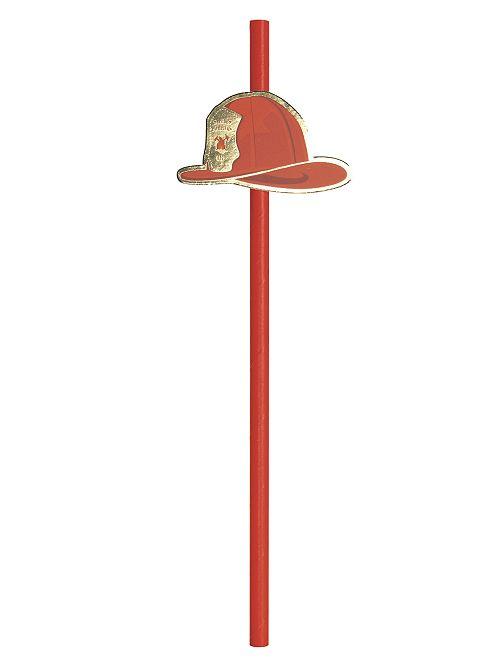 Cannucce tema 'pompieri'                             rosso