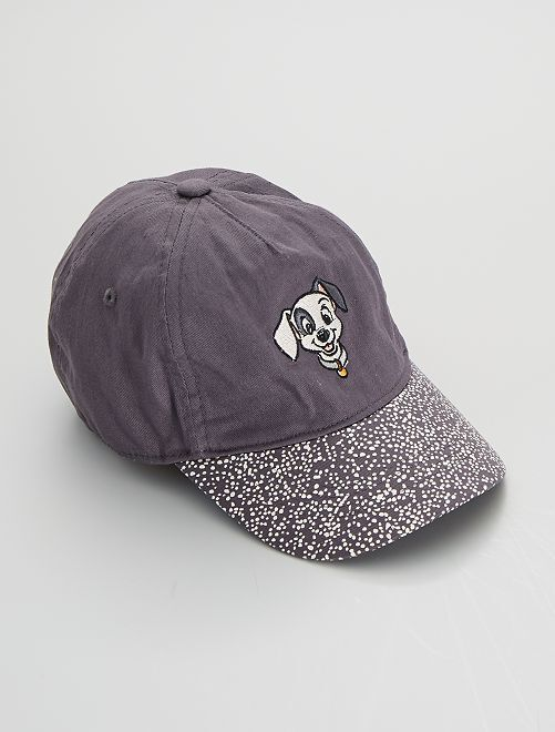 Cappellino 'La carica dei 101'                             grigio