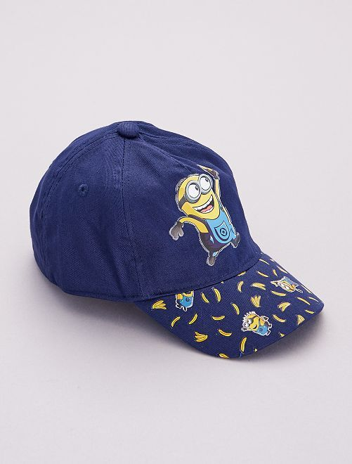 Cappellino 'Minion'                             BLU