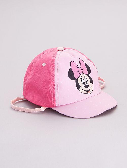 Cappellino 'Minnie Mouse' 'Disney'                             rosa