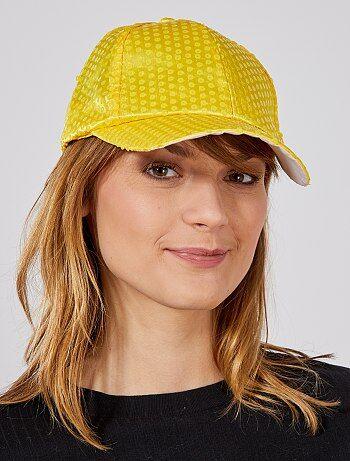Accessori - Cappellino paillette fluorescenti - Kiabi 61ffec757314