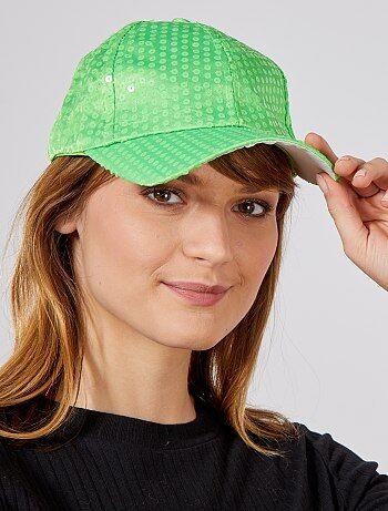 Accessori - Cappellino paillette fluorescenti - Kiabi dd85349219fa
