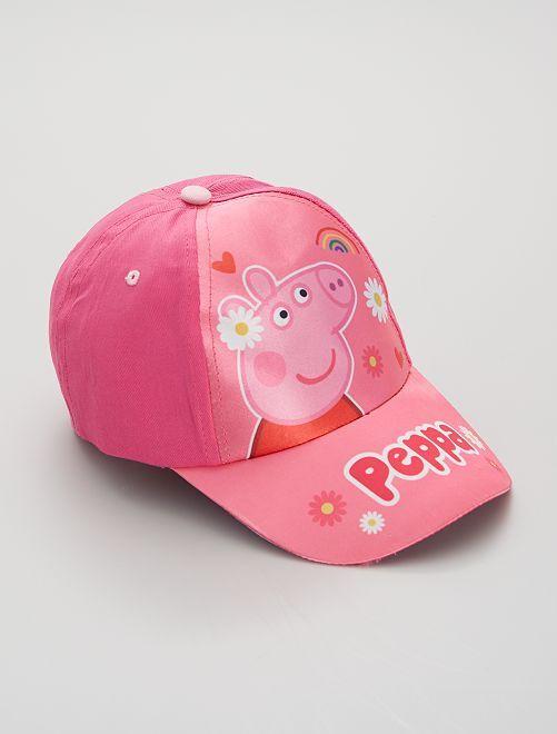 Cappellino 'Peppa Pig'                                         rosa scuro