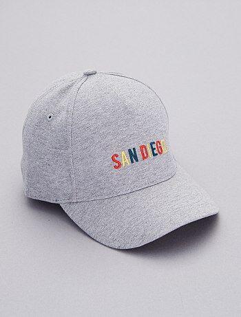 Cappellino ricamo  San Diego  - Kiabi ed8ca94b4b54