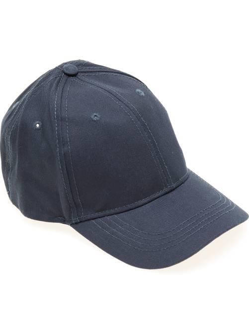 Cappellino tinta unita                                         blu