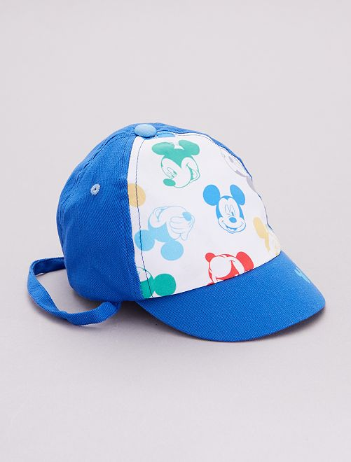 Cappellino 'Topolino' 'Disney'                             blu/bianco