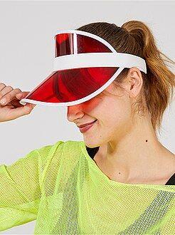 Accessori - Cappellino trasparente