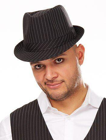 Accessori - Cappello Borsalino a righe - Kiabi 911d5411610a