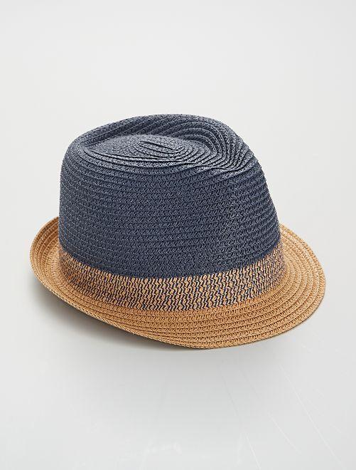 Cappello borsalino                                         blu