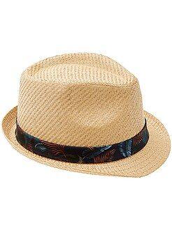 Accessori - Cappello Borsalino paglia - Kiabi