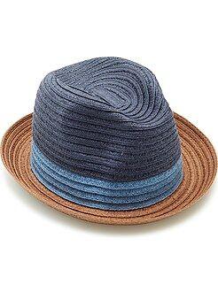 Accessori - Cappello Borsalino tricolore