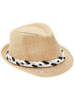 Accessori - Cappello fascia intrecciata - Kiabi