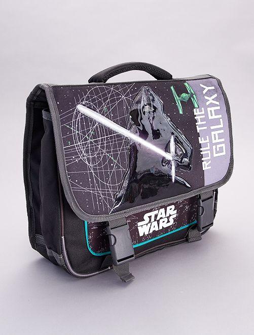 Cartella fosforescente 'Star Wars' di 'Disney'                             nero