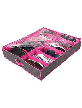 Casa - Cassetto porta scarpe in tessuto - Kiabi
