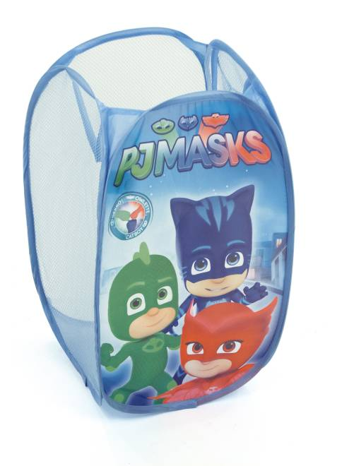 Cesta portaoggetti pop up 'PJ Masks - Super Pigiamini'                             BLU