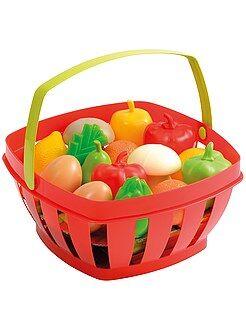 Giochi - Cesto frutta e verdura - Kiabi
