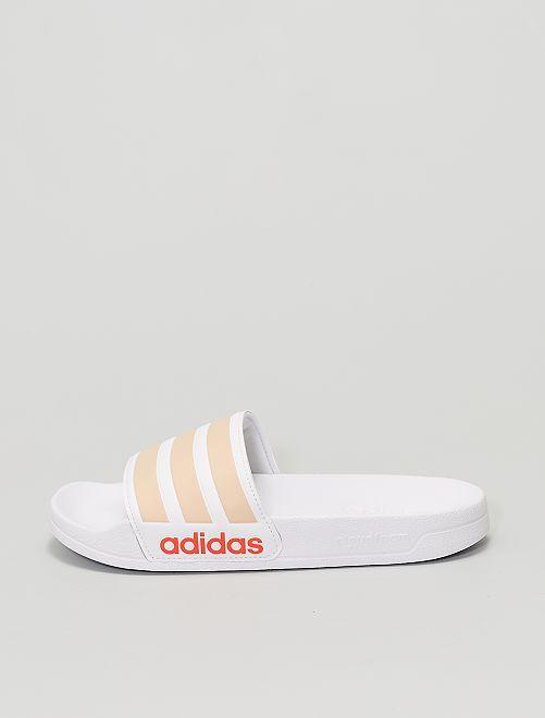 Ciabatte 'Adidas'                             BIANCO