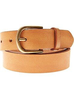 Cinture - Cintura in pelle