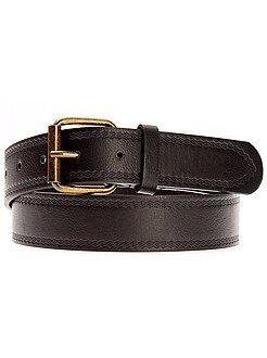 Accessori - Cintura motivo in rilievo - Kiabi