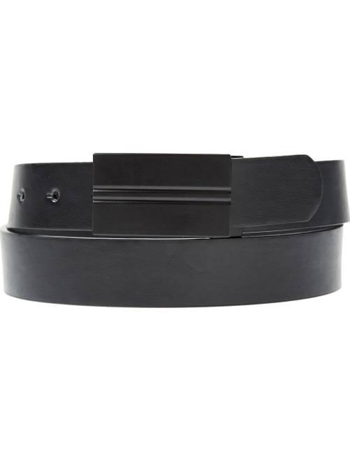 Cintura piastra opaca                             nero