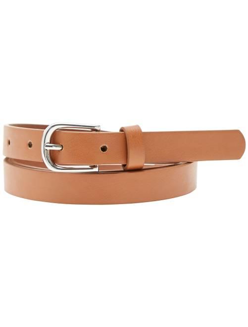 Cintura sottile                                                                     cammello Donna