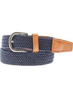 Accessori - Cintura sottile intrecciata - Kiabi