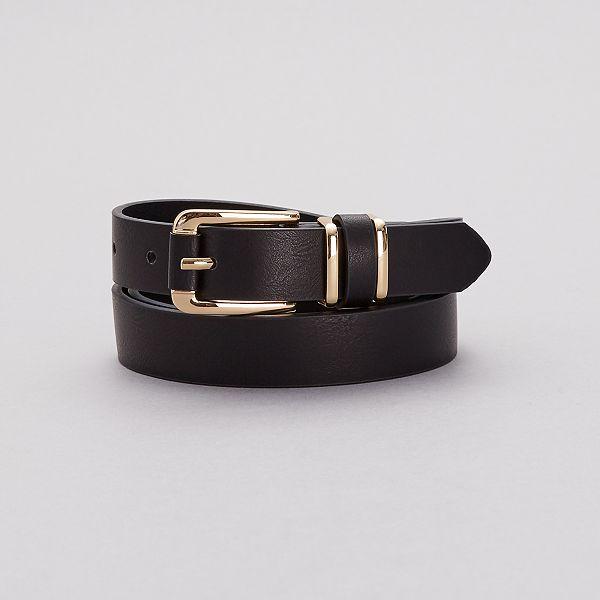 Cintura sottile similpelle Donna - nero - Kiabi - 6,00€