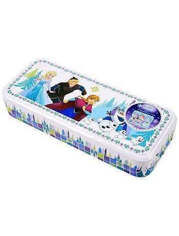 Cofanetto trucco 30 pezzi 'Frozen - Il regno di ghiaccio' - Kiabi