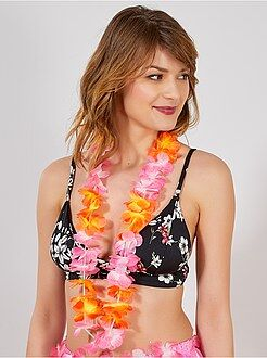Travestimenti donna - Collana hawaiana - Kiabi