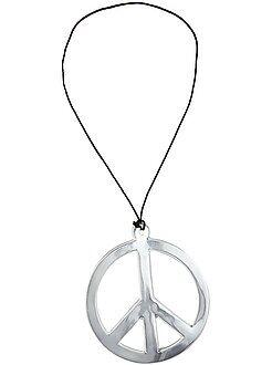 Accessori - Collana hippy peace and love - Kiabi