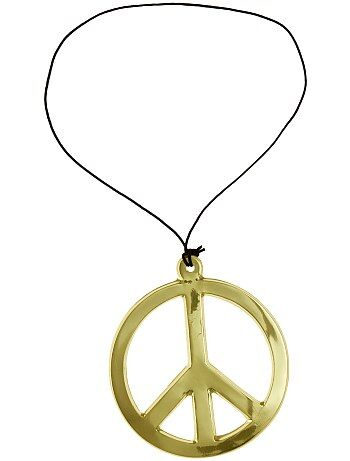 Collana hippy peace and love - Kiabi