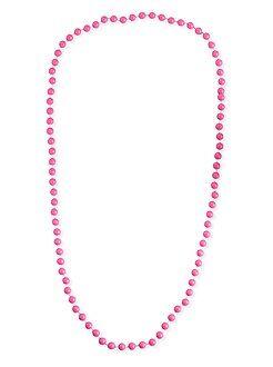 Collane, collane lunghe - Collana lunga perline
