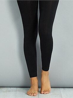 Intimo dalla S alla XXL Collant leggings interno pile
