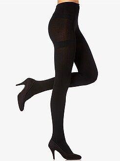 Collant, calze - Collant pile 'Dim' - Kiabi