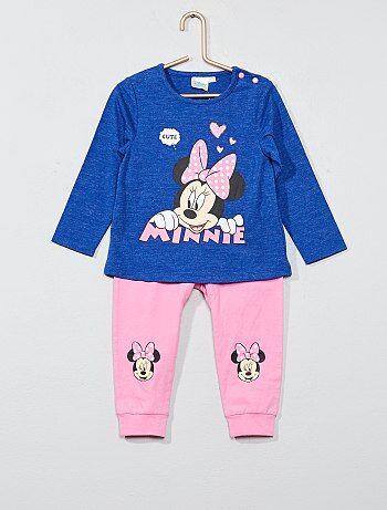 Bambina 0-36 mesi - Completino 2 pezzi 'Minnie' - Kiabi