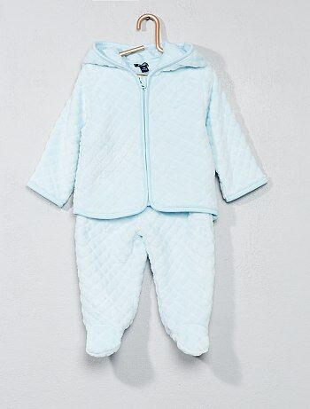 Bambino 0-36 mesi - Completino felpa + pantaloni - Kiabi