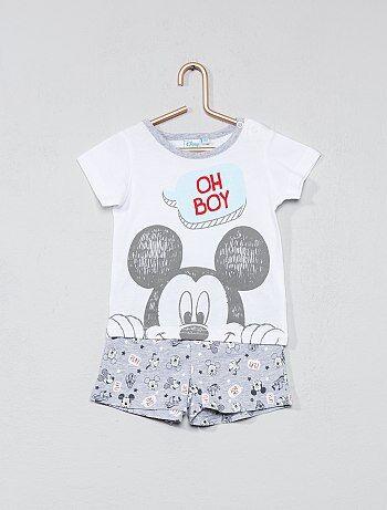 Completino pantaloncini + maglietta 'Disney' - Kiabi
