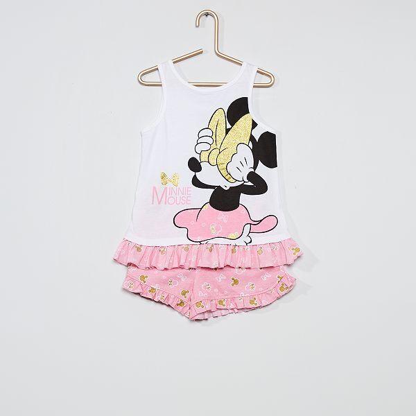 Minnie Mouse Bambina Canottiere