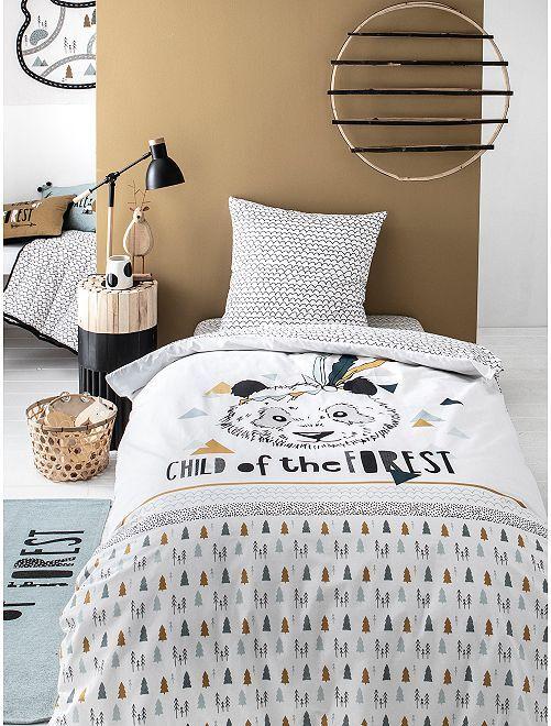 Completo letto 1 piazza 'panda'                             BEIGE