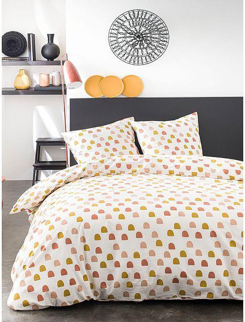 Completo letto 2 piazze                             giallo