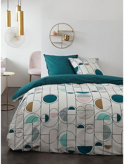 Completo letto 2 piazze                             verde