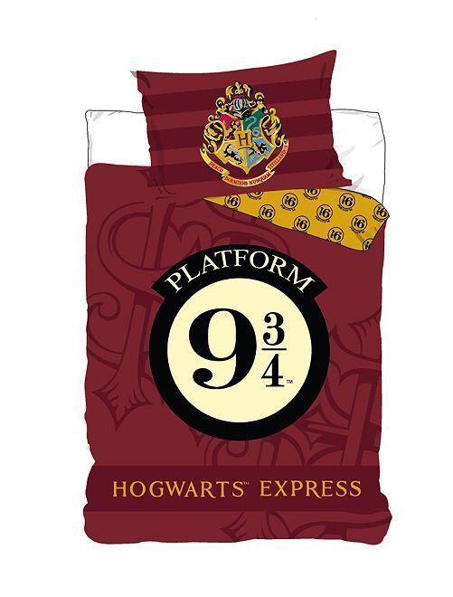 Completo letto bambino 'Harry Potter'                             bordeaux