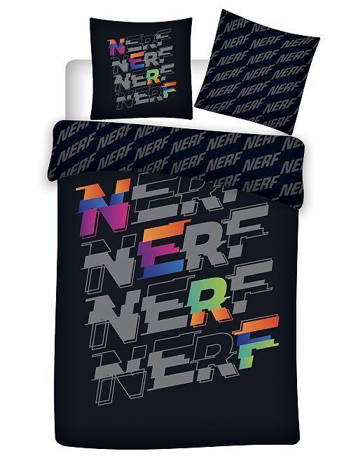 Completo letto 'Nerf'                             nero