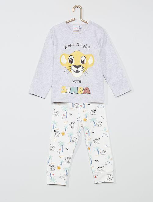 Completo pigiama 'Simba' di 'Disney'                             simba