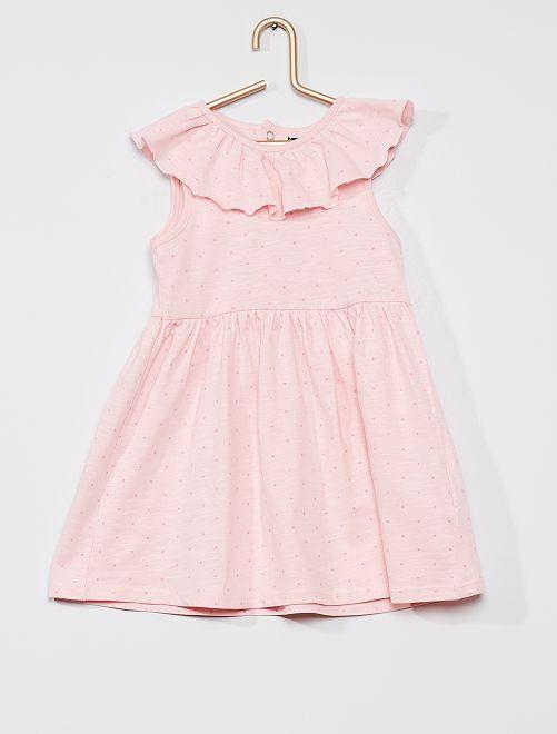 Completo vestito + slip                                         ROSA