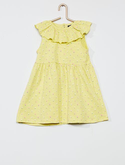 Completo vestito + slip                                 VERDE